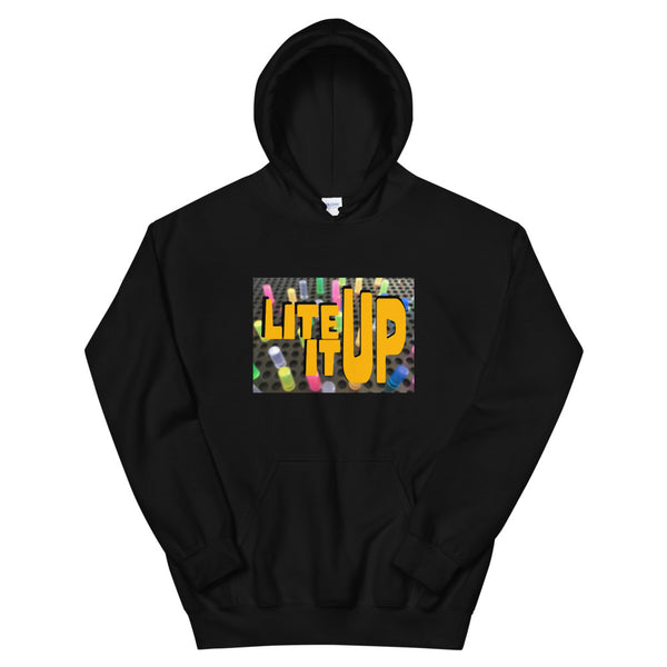 Lite it Up Unisex Hoodie