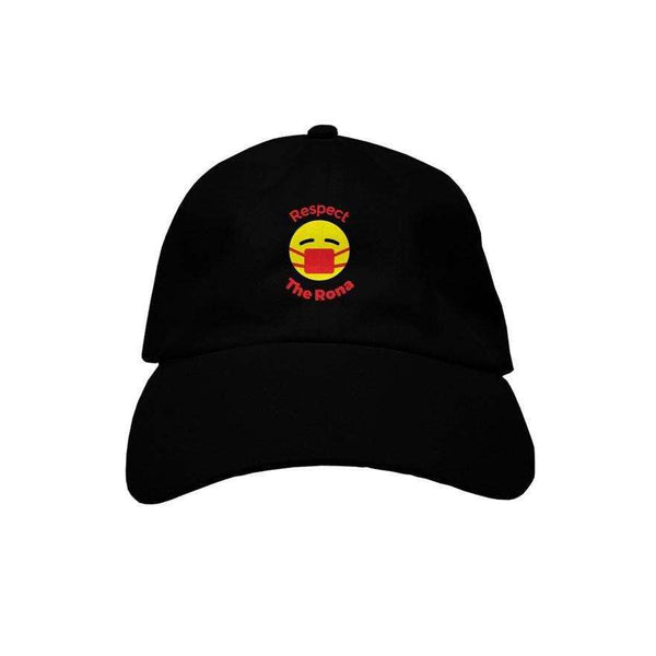 "Respect The Rona:Respect The Rona Premium ""Dad"" Hat (Red)"