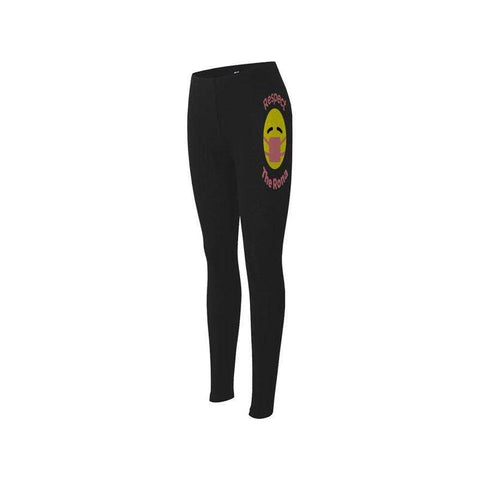Respect The Rona:Respect The Rona Women's Leggings