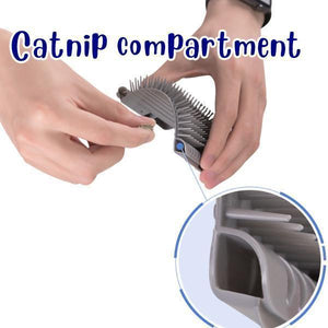 Cat Corner Scratching Massage Comb
