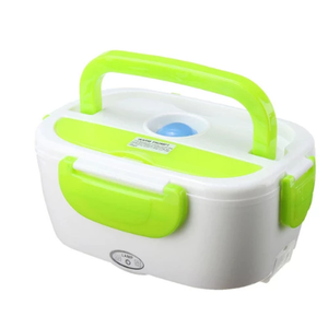 2019 new multi-function electronic lunch box Plug-in heating insulation electric lunch box mini convenient car lunch box