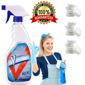 Multi Functional Effervescent Spray Cleaner Set