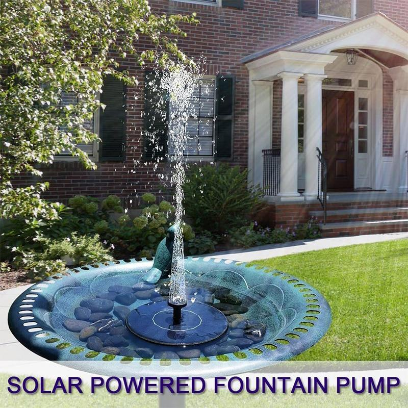 SOLARSPRING™ Solar Powered Fountain