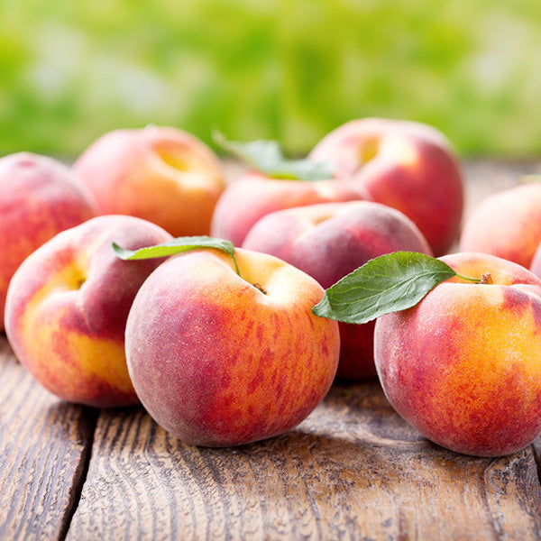 4 HEALTH BENEFITS OF PEACHES - GRILLED PEACH DESSERT RECIPE