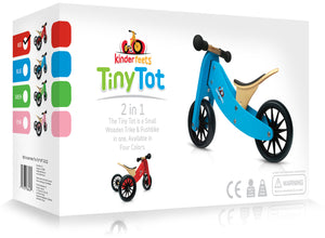 Tiny Tot - Cherry Red
