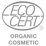 Natural and Organic Cosmetic Certified by Ecocert Greenlife.