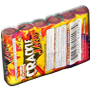 Crackle Jacks - (6 pk)