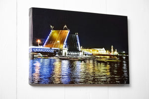 Giclee Canvas Print