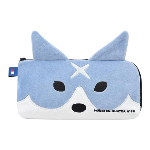Hori Monster Hunter Rise Garaku Hand Pouch for NS/NSLite [AD12-002A]