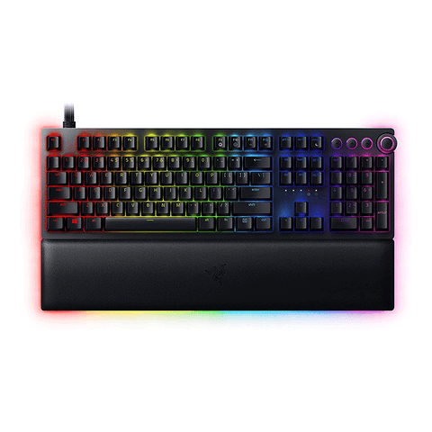 Razer Huntsman V2 Analog Optical Gaming Keyboard