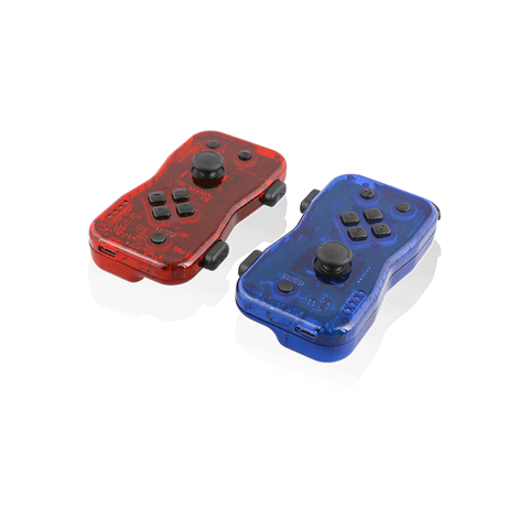 Nyko Dualies for Nintendo Switch - Red/Blue