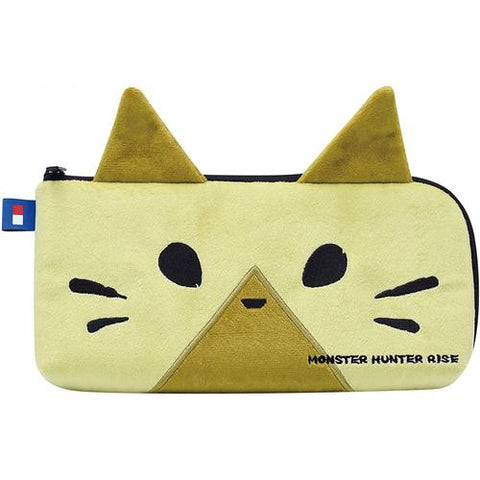 Hori Monster Hunter Rise Airu Hand Pouch for NS/NSLite [AD12-001A]