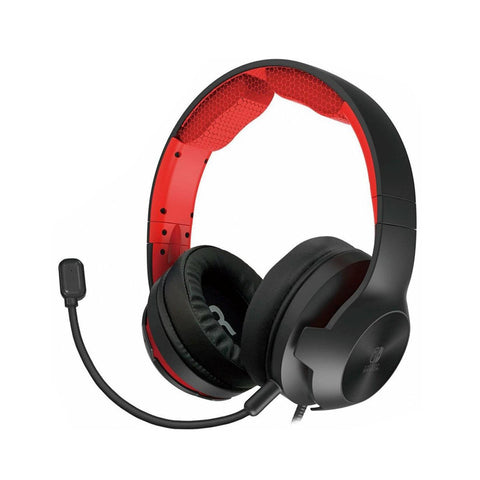 Hori switch headphone NSW-200A (RED)