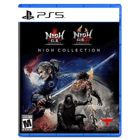 Nioh Collection - Playstation 5 [R3/Asian]