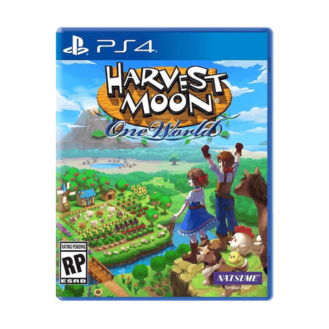 Harvest Moon: One World with - Playstation 4/5 [R3] Free Chicken Plush