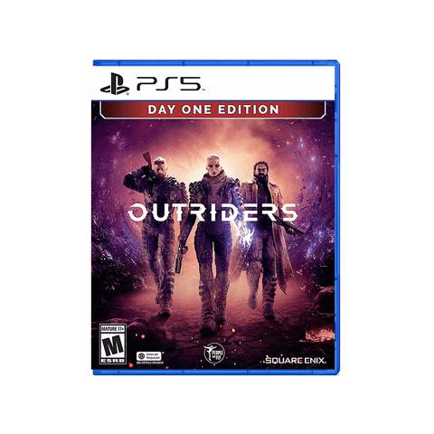 Outriders - PlayStation 5 [R3]
