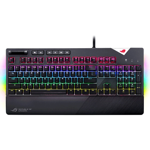 Asus ROG Keyboard Strix Flare [Blue Switches]