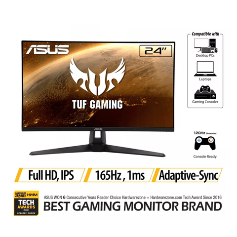 Asus TUF VG249Q1A 24-INCH Gaming Monitor