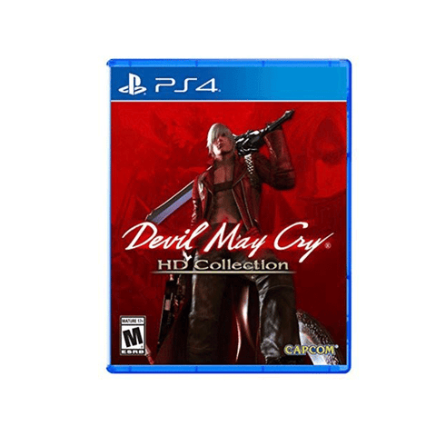 Devil May Cry HD Collection - PlayStation 4 [R1]