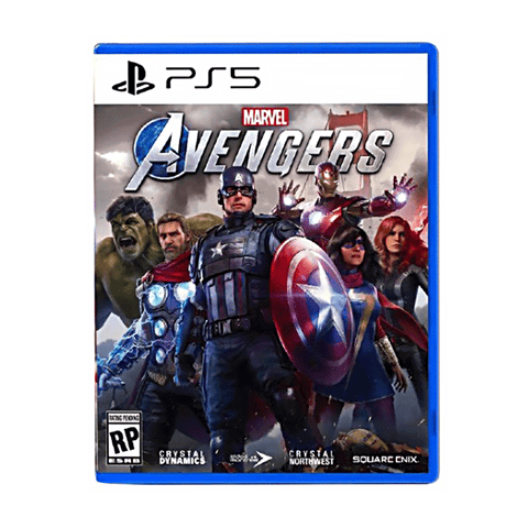 Marvel Avengers - PlayStation 5 [R3/ASIAN]