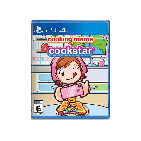 Cooking Mama Cookstar - Playstation 4 [R1/ALL]