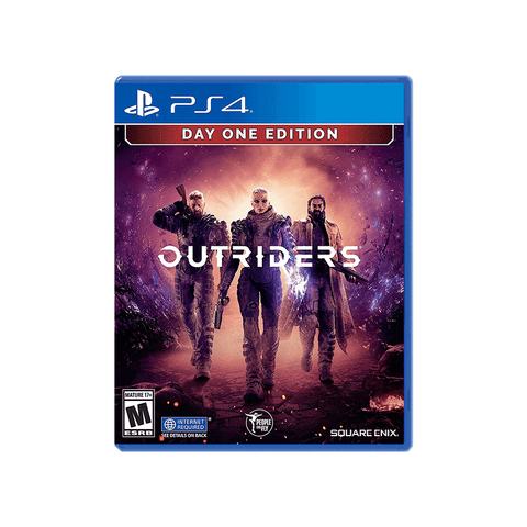 Outriders - PlayStation 4 [R3]
