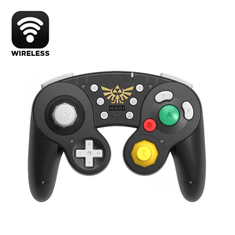 Hori NSW Wireless Classic Controller (The Legend of Zelda) For N-Switch (NSW-274A)