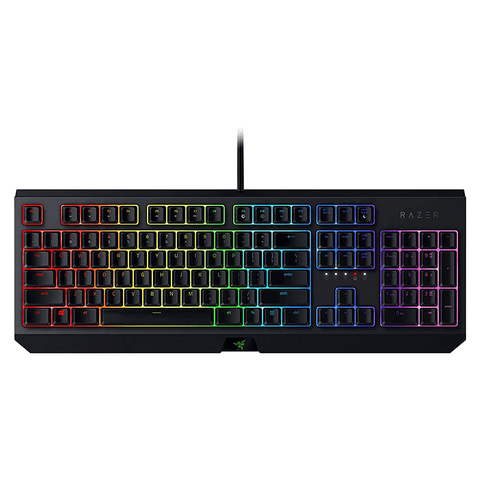 Razer BlackWidow Mechanical Gaming Keyboard [Green Switches]