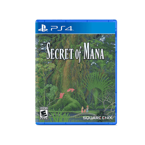 Secret Of Mana - PlayStation 4 [R1]