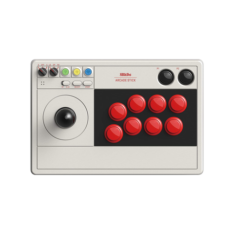 8Bitdo Arcade Stick for Nintendo Switch/Windows/Steam - [80FE]