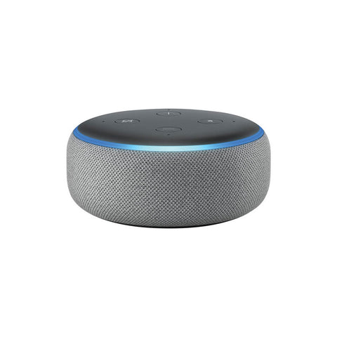 Amazon Echo Dot 3rd Gen Smart Speaker with Alexa - Bluetooth, Wi-Fi