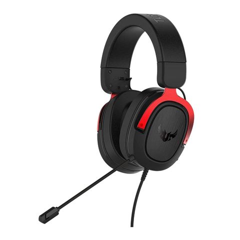 Asus Gaming Wired Headset H3 Red