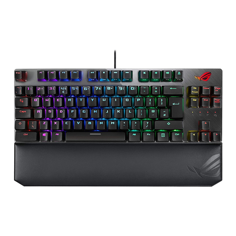 Asus ROG Keyboard Strix Scope TKL Deluxe Blue