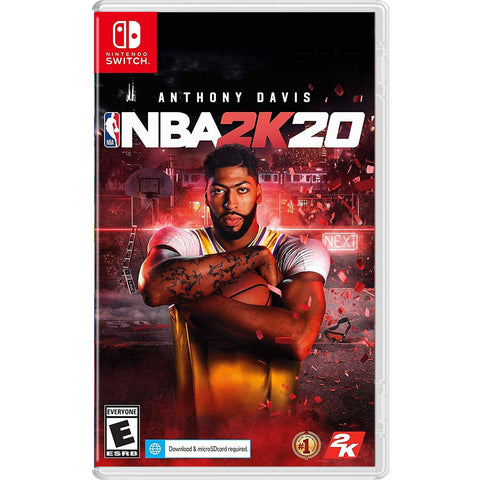 NSW NBA 2K20 (EU)