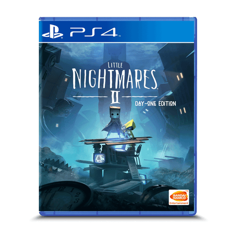 Little Nightmares 2 One Day Edition - Playstation 4/5 [R3]