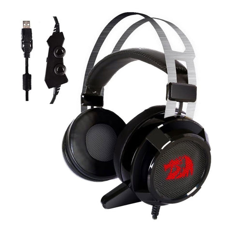 Redragon Gaming Wired Headset H301 Siren 2 And stand