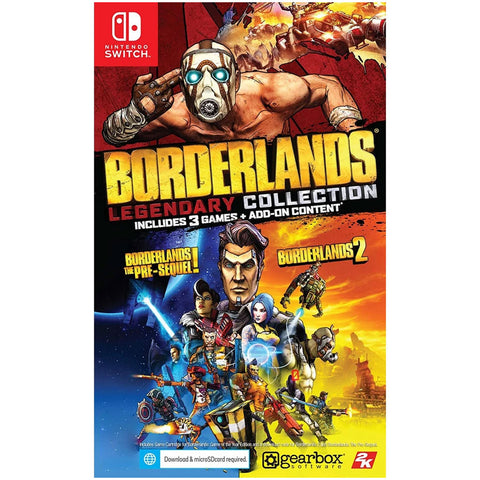 Borderlands Legendary ed - Nintendo Switch [US]