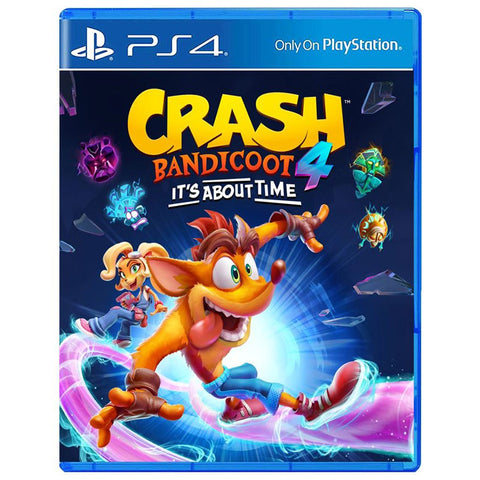 Crash Bandicoot 4 : Its about time - Playstation 4 [R3]
