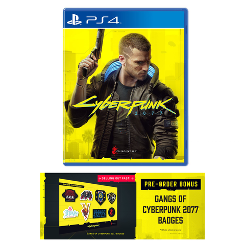 Cyberpunk 2077 With Freebies [Pre-Order] - Standard Ed. SRP: 2,990