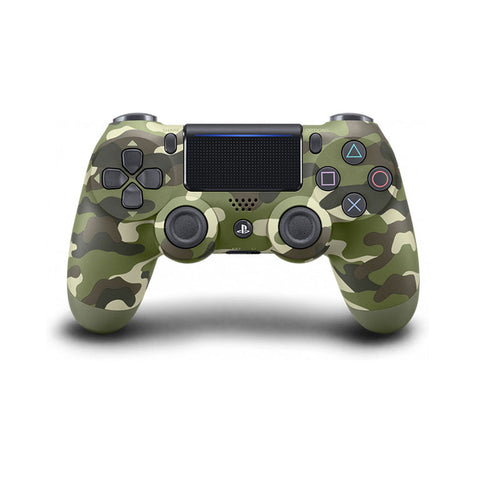 SONY PS4 DUALSHOCK 4 WIRELESS CONTROLLER - Green Camouflage