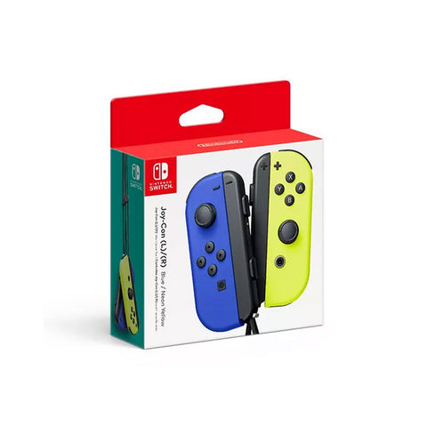 Nintendo Switch Joycon Controller L/R (Blue/Yellow)