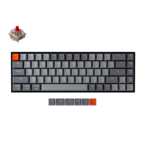 Keychron K6 Red Switches