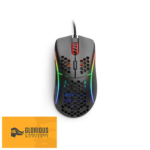Glorious PC Mouse Model D [Matt Black]