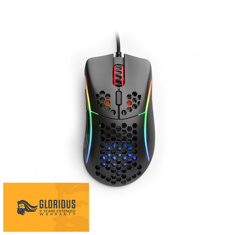 Glorious PC Mouse Model D Minus [Matt Black]