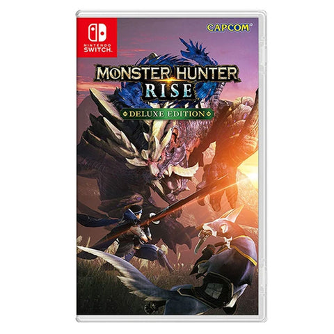 Monster Hunter Rise (Deluxe Edition) - Pre-Order Downpayment