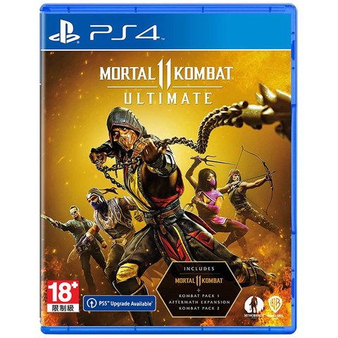 Mortal Kombat 11 Ultimate - Playstation 4 [R3]