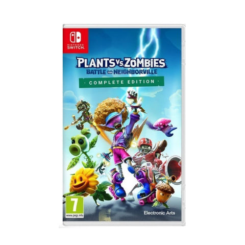 Plants Vs Zombies Battle for Neighborville Complete Edition - Nintendo Switch [EU]