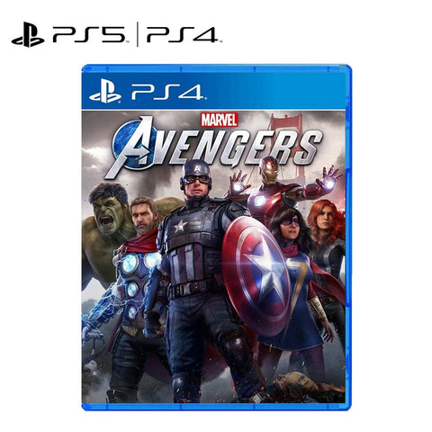 PS4 Marvel Avengers - Standard Edition