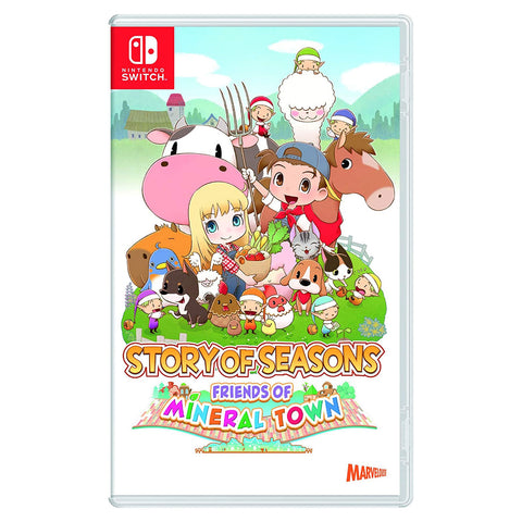 Story Of Seasons Friends Of Mineral Town [US]