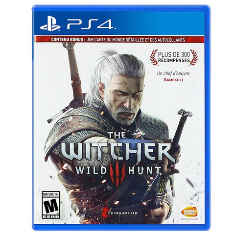 The Witcher 3 Wild Hunt - Playstation 4 [R1]
